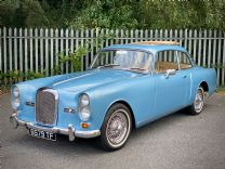 ALVIS TF 21 1966 - 1 OF ONLY 106 CARS PRODUCED - SUPERB!