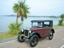 AUSTIN 7 B TYPE COUPE 1929 - EXTREMELY RARE CAR !