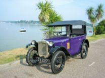 AUSTIN 7 CHUMMY AD TOURER 1929 TOTAL RESTORATION.