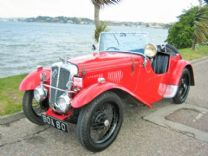 AUSTIN 7 GRASSHOPPER 1935 REG BOA 60 EVOCATION.