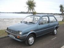 AUSTIN METRO CITY X 1986 1 OWNER ONLY 8,000 miles !