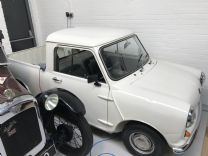 AUSTIN MORRIS MINI 95 PICK UP - 1980 FULLY RESTORED.
