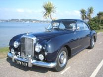 BENTLEY S1 CONTINENTAL FASTBACK - 1956.