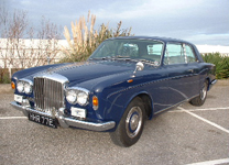 BENTLEY T-TYPE COUPE 1967-76,000miles.
