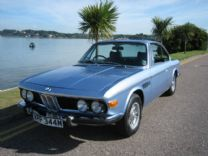 BMW 3.0 CSi COUPE 1973