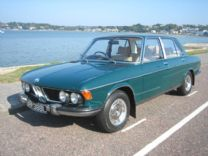 BMW 3.0 Si E3 1973 - ONLY 6,800 miles FROM NEW !