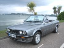 BMW 325i CAB 1992 ONLY 63,000 miles FSH !