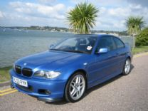 BMW 330 Ci CLUBSPORT 35,000 miles