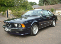 BMW 635 CSi A HIGHLINE 1989-29,000miles.