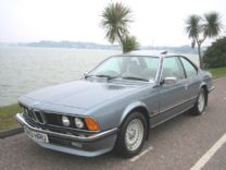 BMW 635 CSiA 1987 2 OWNERS AND ONLY 72,000 miles WITH FSH !