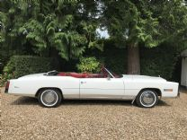 CADILLAC ELDERADO CONVERTIBLE 1976 LOW MILES - SUPERB!