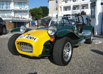 CATERHAM 7 SUPER 7 16,000miles
