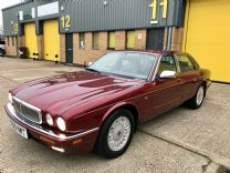 DAIMLER SIX 4.0 1995 ONLY 62,000 miles FSH.