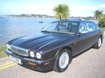 DAIMLER SOVEREIGN V8