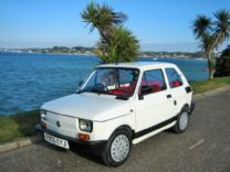 FIAT 126 BIS 1988 - ULTRA LOW MILES !