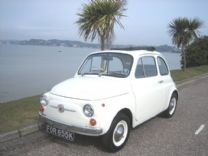 FIAT 500 - 1972 - 38,000 miles ONLY 2 OWNERS !