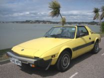 FIAT X19 1500 VS - 1989 ONLY 10,000 miles !