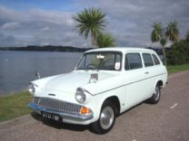 FORD ANGLIA 105E DELUXE ESTATE 1967.