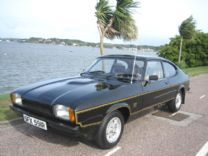 FORD CAPRI 1.6S 1977 - ONLY 27,000 miles FROM NEW !