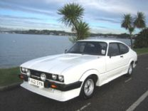 FORD CAPRI 2.0 S 1984 ONLY 43,000 miles WITH FSH !
