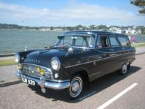 FORD CONSUL MK II FARNHAM ESTATE BY ABBOTT 1960 - 70,000 miles !