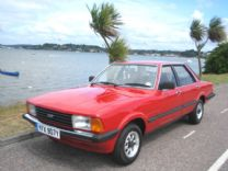 FORD CORTINA MK V 2.0 GL 1982 - 1 OWNER FROM NEW.