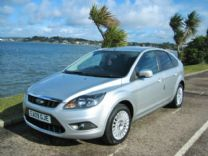 FORD FOCUS TITANIUM 100 1.6 - 2009 WITH FSH.