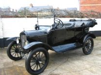 FORD MODEL T TOURER 1916 LHD.