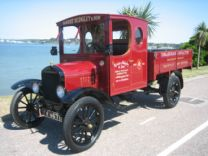 FORD MODEL TT LORRY 1921 CONCOURS SHOW WINNER !