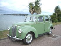 FORD PREFECT E493A - 1950 - A LITTLE BEAUTY !