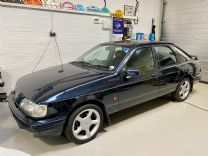 FORD SIERRA XR 4X4 2.9i V6 1992 ONLY 70,000 miles with FSH.