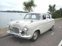 FORD ZEPHYR 6 MKI 1954 1 OWNER ONLY 75,000 miles !