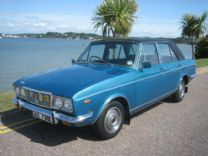 HUMBER SCEPTRE 1725 AUTO 1972 - TAX EXEMPT