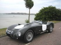 JAGUAR C TYPE RECREATION 2006 - SHOWCAR !