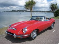 JAGUAR E-TYPE SERIES 2 - 4.2 ROADSTER 1971 - SUPERB!