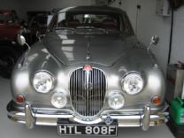 JAGUAR MK II 3.4 AUTO - 1967 CONDITION 1 PLUS CAR !