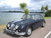 JAGUAR MK II 3.4 MAN WITH O D AND P S 1966 FULLY RESTORED !