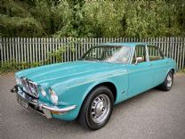 JAGUAR XJ 12 L 1974 SERIES 2 ONLY 31,000 miles!