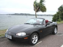 MAZDA MX-5 1.8iS 1999 - T ONLY 57,000 miles F.S.H.