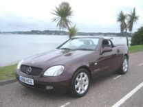 MERCEDES 230 SLK KOMPRESSOR 1998 ONLY 69,000 miles FSH.