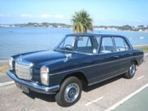 MERCEDES 230 W114 1971 MANUAL 1 OWNER 38 YEARS