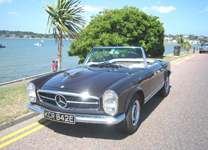 MERCEDES 250 SL PAGODA ROOF 67 1 OWNER