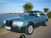 MERCEDES 300 CE COUPE 1992