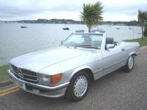 MERCEDES 300 SL LOW MILES