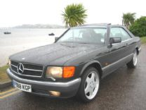MERCEDES 420 SEC FH COUPE