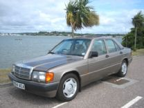 MERCEDES BENZ 190E 2.6 AUTO WITH F.S.H.