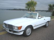 MERCEDES BENZ 300 SL 1988 - F ONLY 63,000 miles !