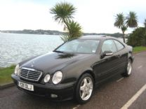 MERCEDES CLK 430 V8 AVANTEGARDE 2001 - FSH - HUGE SPEC !