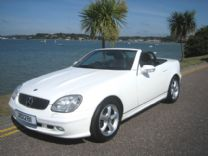 MERCEDES SLK 320 V6 MANUAL 2002 - ONLY 21,000 miles !