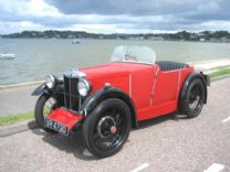 MG M TYPE MIDGET - 1929 OLDEST KNOWN SURVIVING CAR.